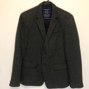 American Eagle Outfitters Wool Blend Blazer Mens S